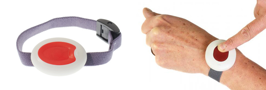 bracelet de Teleassistance