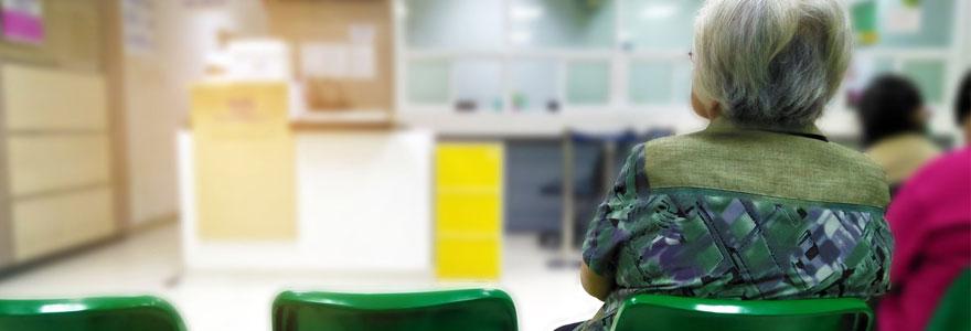 Affichage dynamique en salle d'attente des professionnels de santé