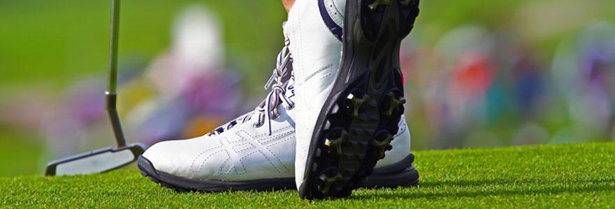 Choisir ses chaussures de golf