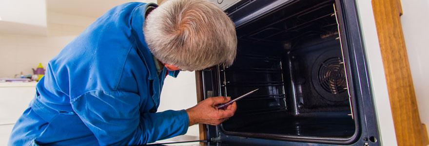 Réparation d'électroménager à domicile