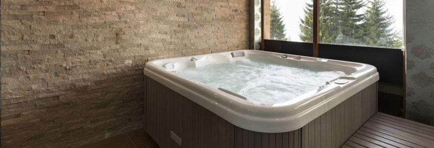 Choisir un spa de nage en ligne