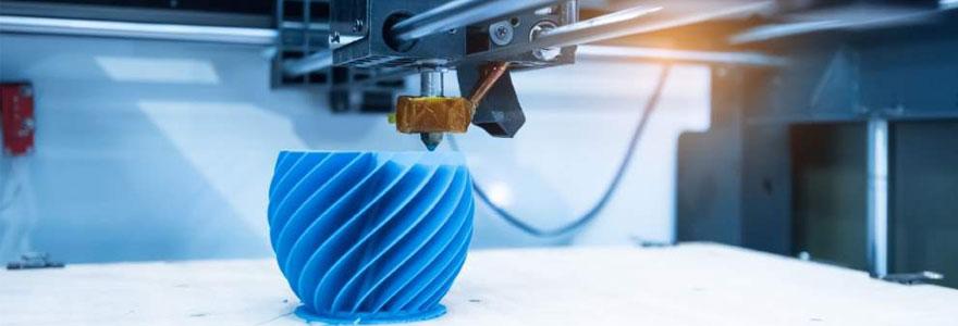 techniques d'impression 3D