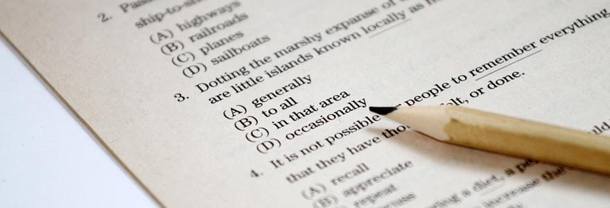 La certification d'anglais