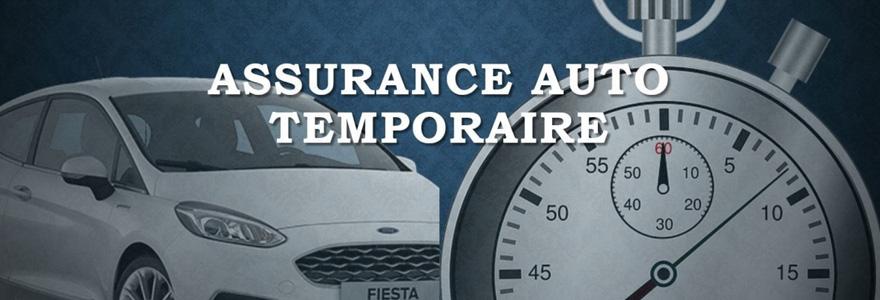 assurance temporaire