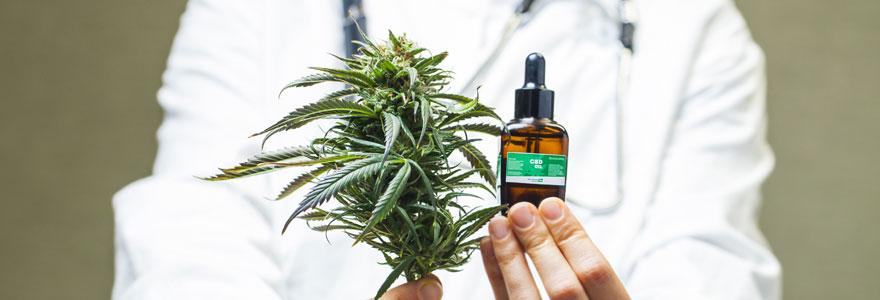 La weed médicale